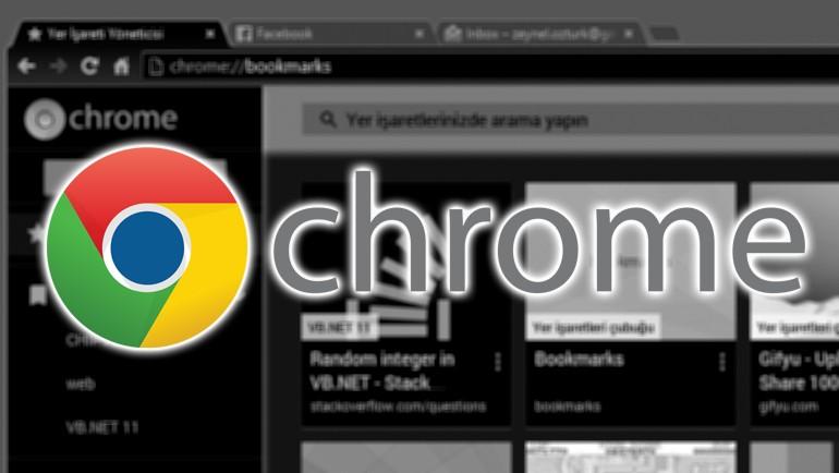 Chrome ' un gizli ayarlar ına ve işlevlerine ulaşıp, onu tam istediğiniz gibi ayarlamaya ne...