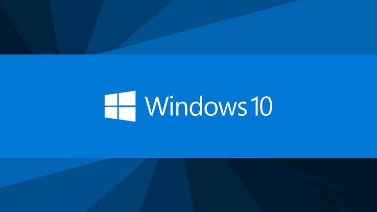 Windows 10'dan