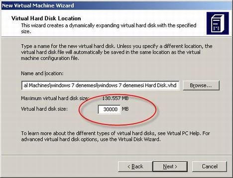 20090107111645 - Windows 7 Beta Hakk�nda Her�ey [Resimli Kurulum]