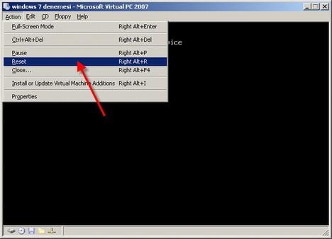 20090107111825 - Windows 7 Beta Hakk�nda Her�ey [Resimli Kurulum]