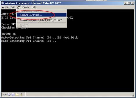 20090107112233 - Windows 7 Beta Hakk�nda Her�ey [Resimli Kurulum]