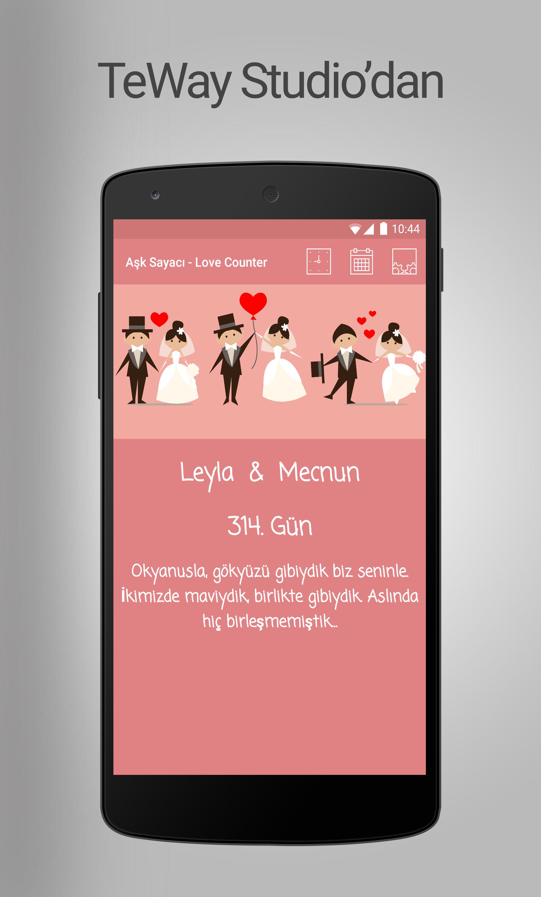 Aşk Sayacı Sevgili Gün Sayacı Mobil Uygulamalar Forumu Chip