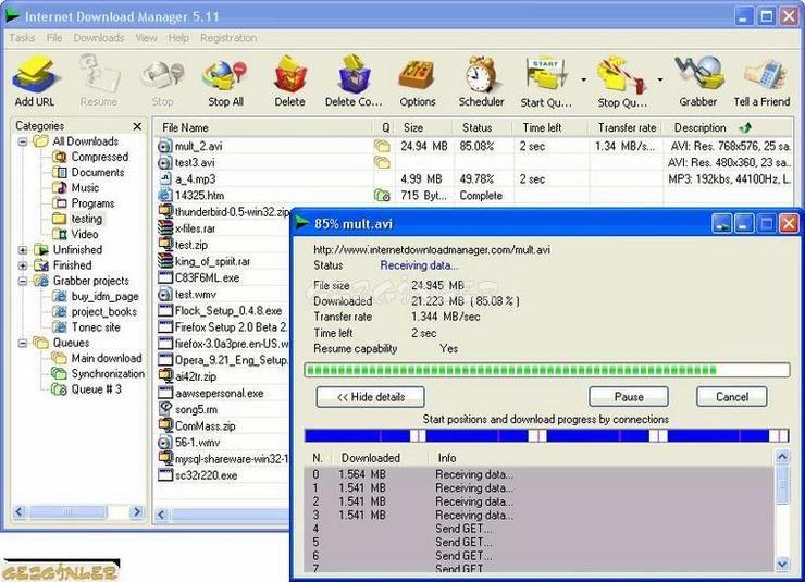 idm serial number 6.28 build 15