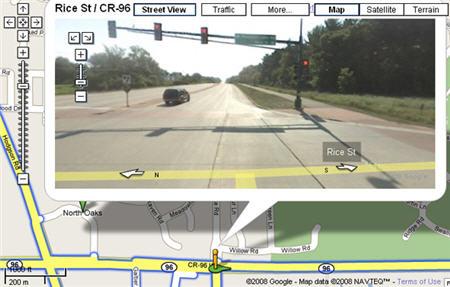 Google Mapse Bir Abd Kasabasından Yasak Chip Online Haber Forumu