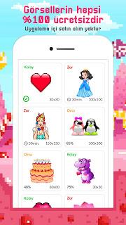 Sayilarla Boyama Boyama Kitabi Mobil Uygulamalar Forumu Chip