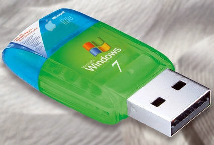 How To Repair Windows 7 From USB Flash Drive Repair