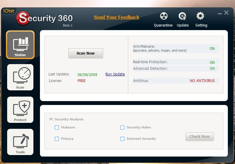 360 Security Lite Speed Boost for Android - Download