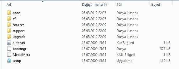 Windows 7 Format DVD-USB Oluşturma[RESİMLİ+VİDEO] - Disk Bölümleme