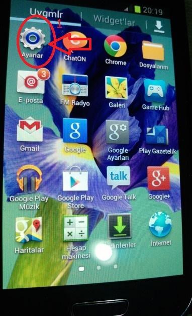 Mac bilgisayarlar için Android dosya aktarımı