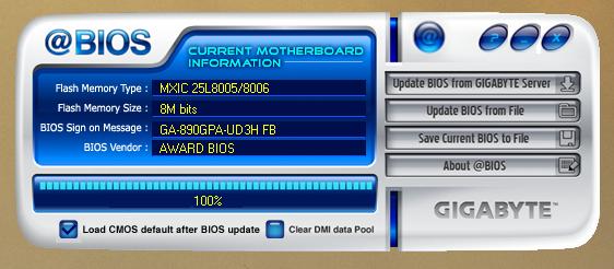 Bios splash screen graphic downloads